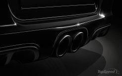 2011 Porsche Boxster S Black Edition Exhaust