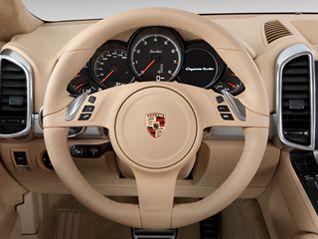 Porsche Cayenne Steering wheel