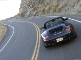 2008 Porsche 911 Carrera Wallpaper Rear view