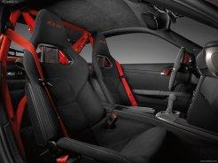 2010 Porsche 911 GT3 RS Wallpaper Interior