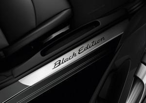2012 Porsche Cayman S Black Edition Interior Door sill