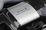 Limited edition: Porsche 911 Turbo S Edition 918 Spyder Engine