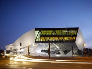 One Million Visitors To The Porsche Museum