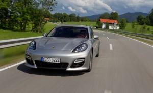 2012 Porsche Panamera Turbo S