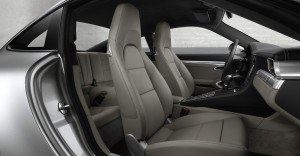 2012 new porsche 911 Carrera Interior Seats