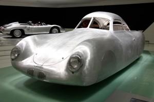 Porsche Type 64 at Porsche Museum