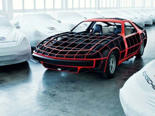 Top Secret / Porsche Museum