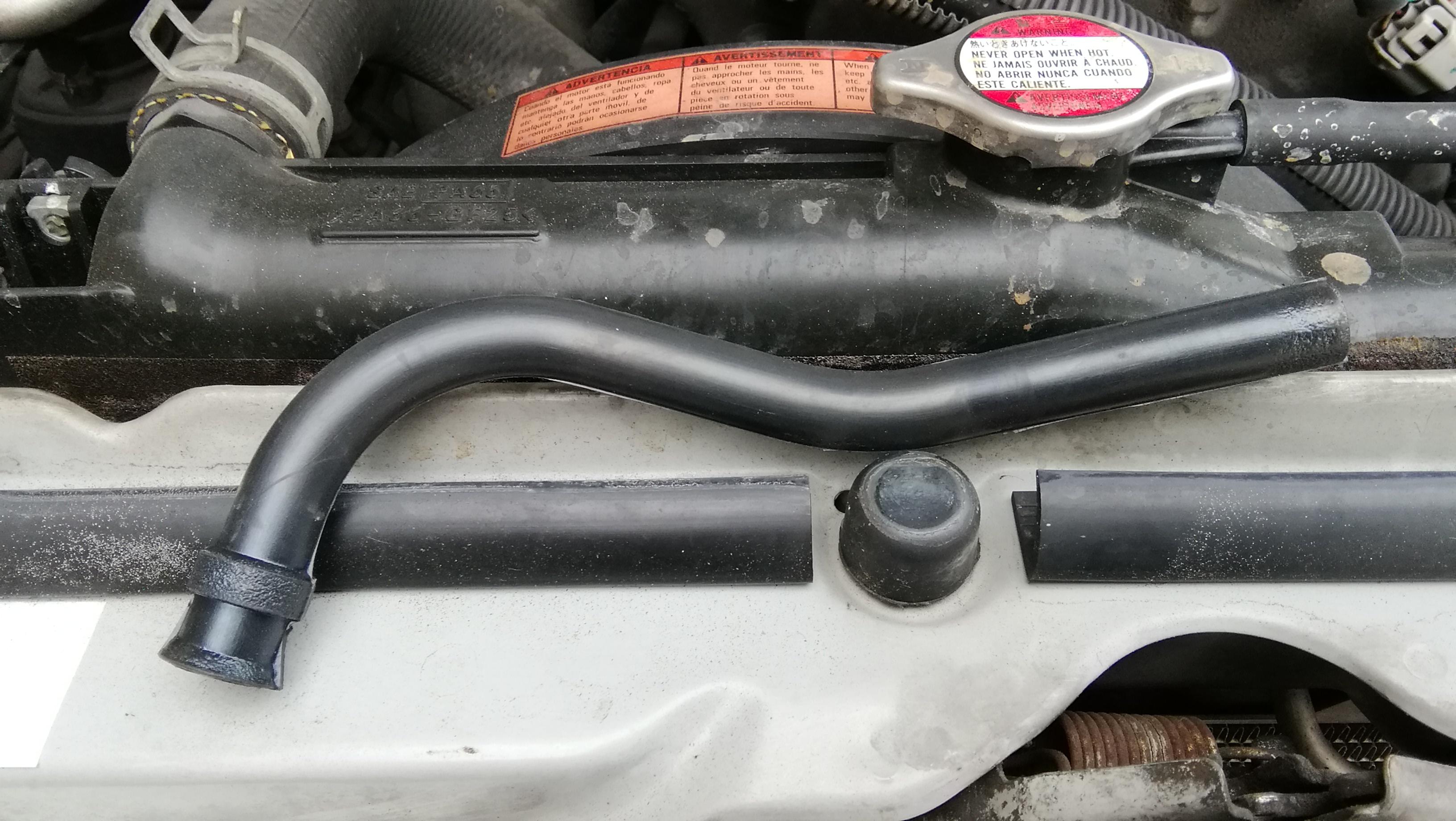 20191028 Suzuki Jimny 原廠冷氣排水管安裝 – 南邪太子-豆花