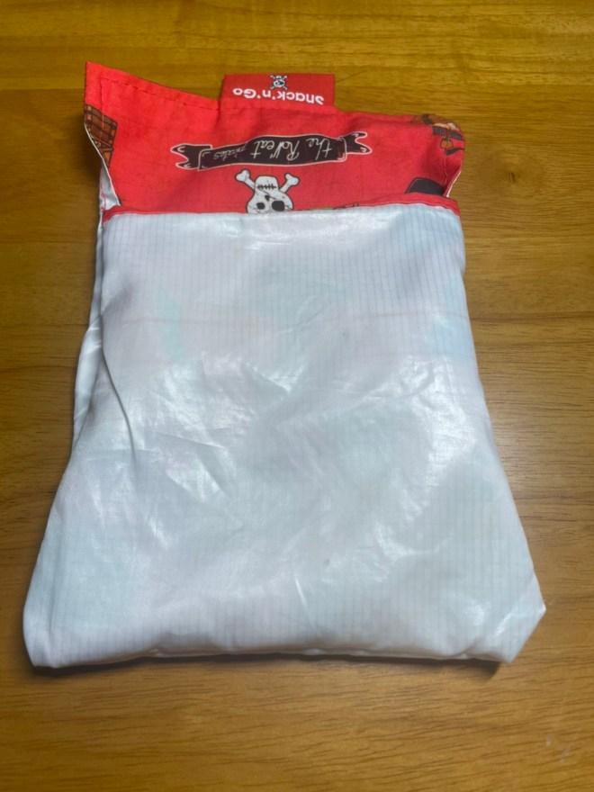 ▲ Roll'eat西班牙吃貨零食袋,內層是 TPU 材質