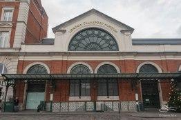 London Transport Museum 12/26/2015