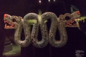 Aztec Quetzalcoatl, British Museum 1/6/2016