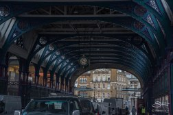 Smithfield Market, London 1/7/2016
