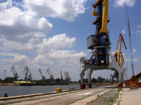 Новый грузопоток — Порт