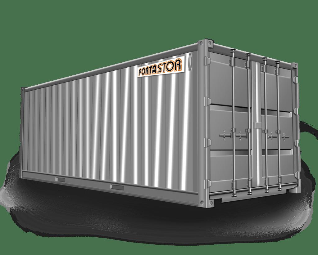 40 X 8 X 8 Cargo Container Porta Stor