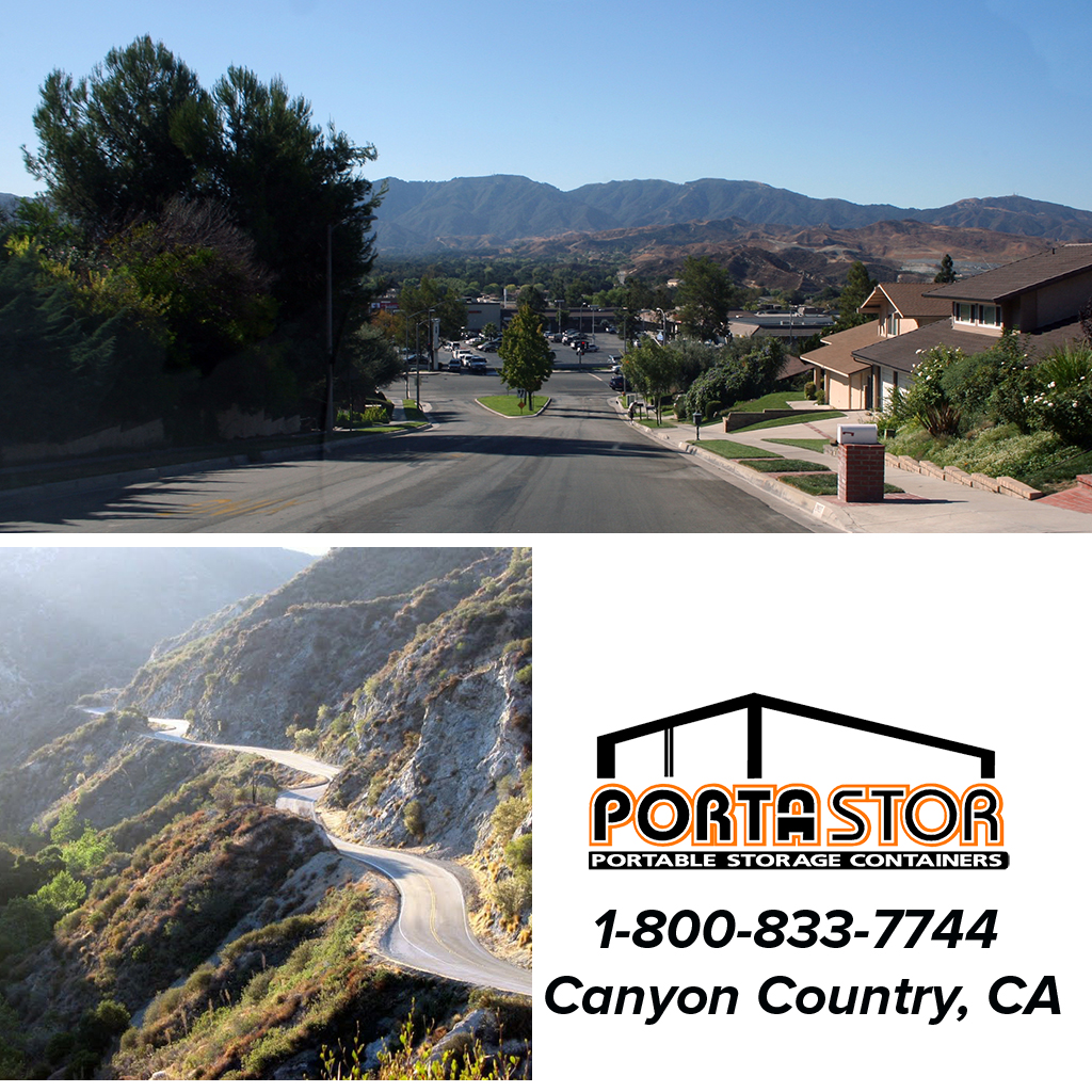 Canyon Country Collage