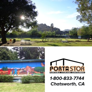 Rent portable storage units in Chatsworth, CA