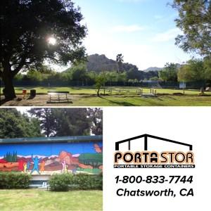 Rent portable storage units in Chatsworth, CA
