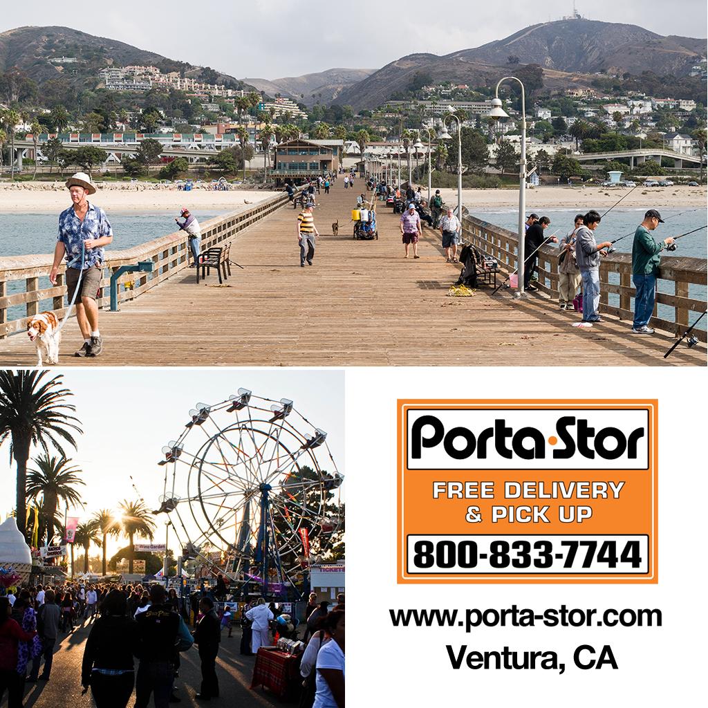 Rent Storage Containers in Ventura