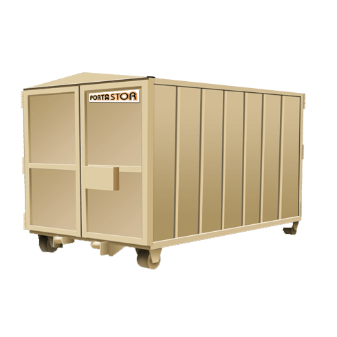 12 x 8 x 8 ROLL-OFF CONTAINER RENTAL