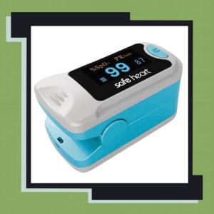 Oximeter zuurstofverzadigingmeter