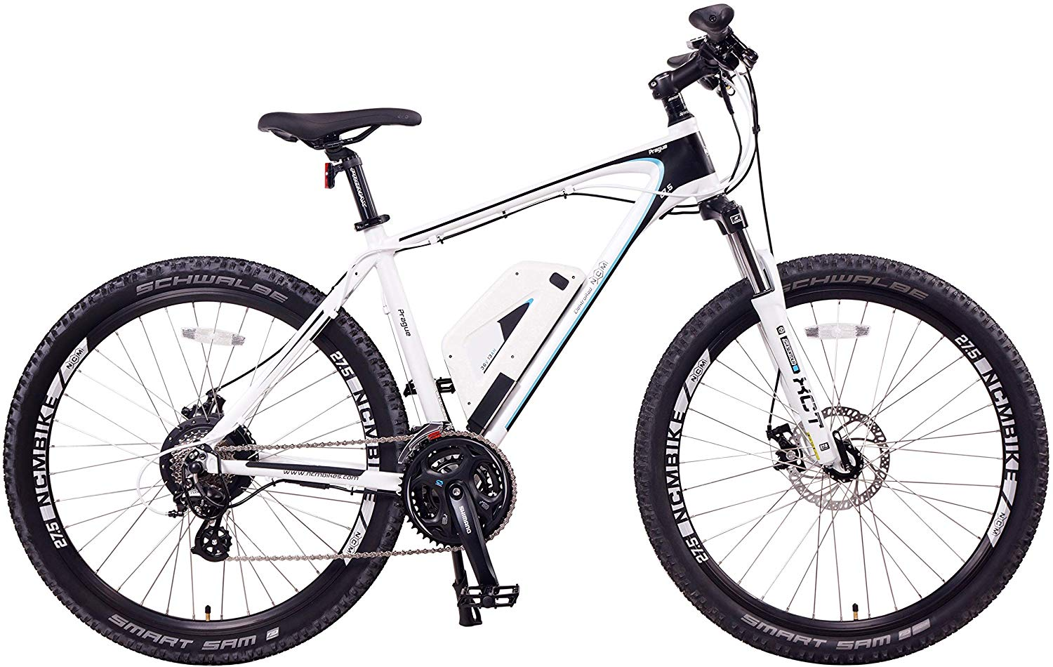 10 Best Electric Mountain Bikes In