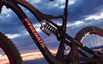 Las mejores bicicletas eligen las mejores cajas.