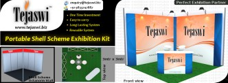 3x3 Portable Exhibition kit_1