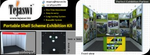 3x3 Portable Exhibition kit_7