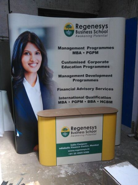Regenesys Management pvt ltd_ 2x3_Curved Magnetic Backdrop_Brand Activation Kit_D11_M12_20150418 (3)