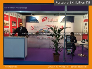 Makson Healthcare Private Limited Portable Expo Kit Barcelona Spain