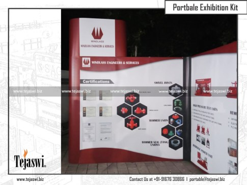 Windlass Engineers & Services Pvt Ltd_Portable Exhibition Kit