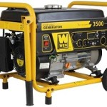 WEN 56352 3500-Watt Portable Generator