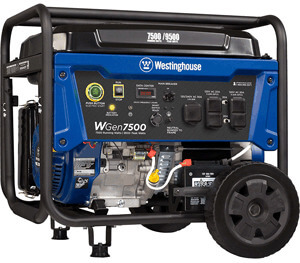 Westinghouse WGen7500 Portable Generator Review