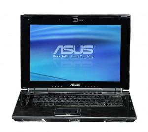 Asus W90 - 17 pouces