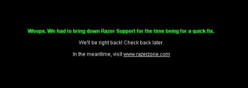 Drivers Razer