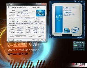 Processeur Intel Core i7 920XM