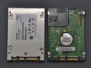 SSD SuperTalent UltraDrive DX 256GO