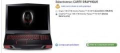 Crossfire Mobility Radeon HD 5870 sur Alienware M17x