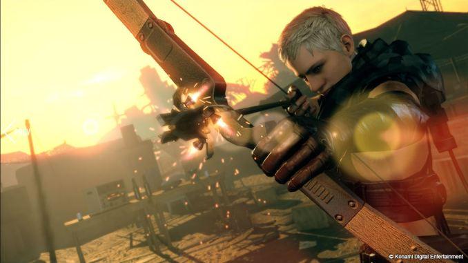 Metal Gear Vengeance beta
