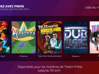 Twitch prime avril