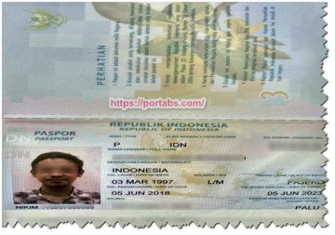 Cara Buat Passport Berdasarkan Pengalaman Ku Keluar Negeri