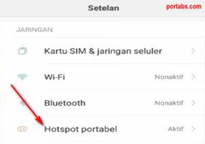 Cara Memblokir Perangkat Yang Terhubung ke Hotspot Kita