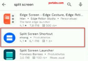 Cara Split Layar di Semua HP Android Terbaru