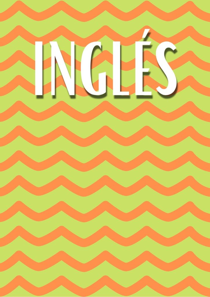 portadas de ingles para ninos