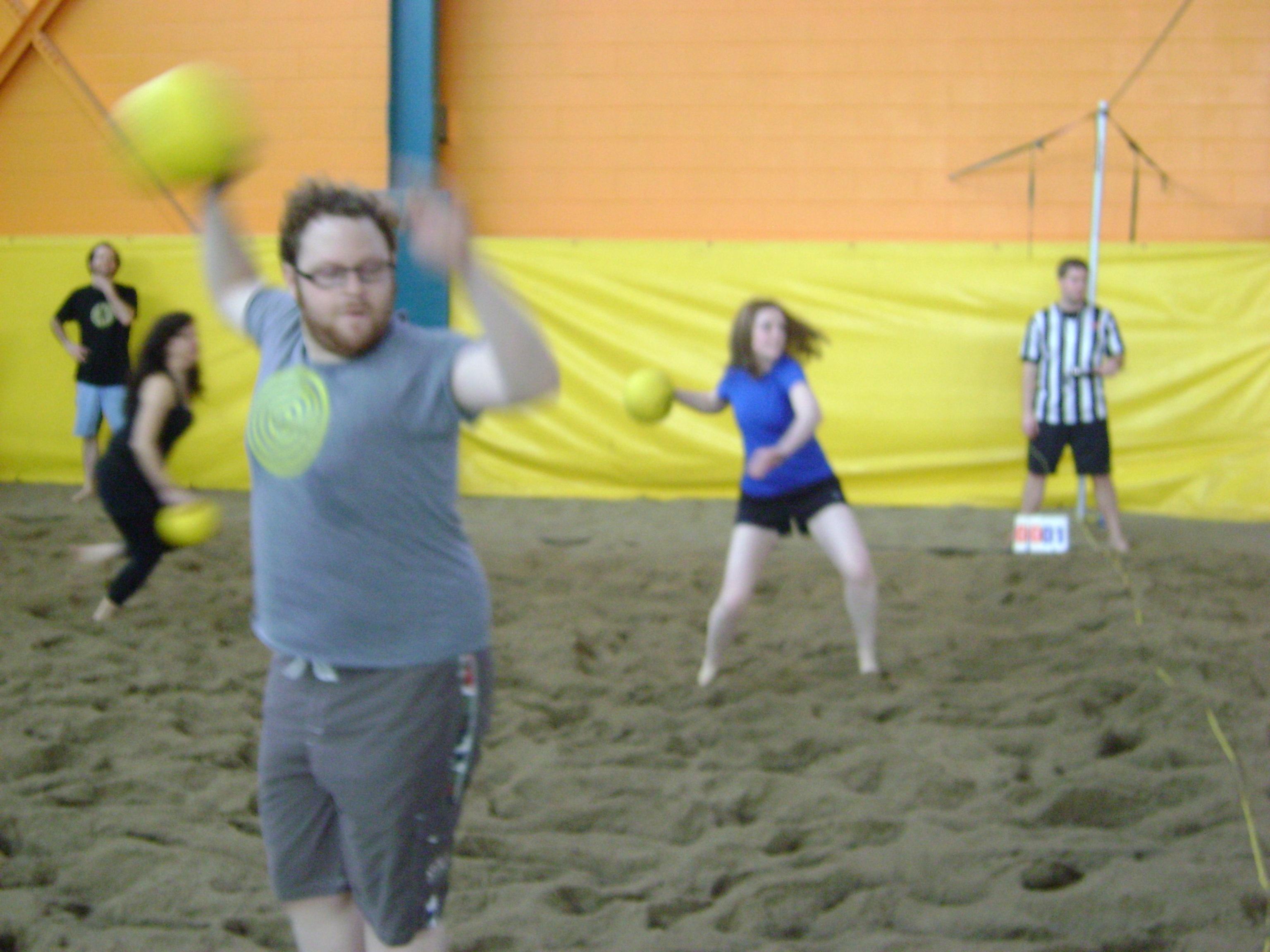 art of dodgeball