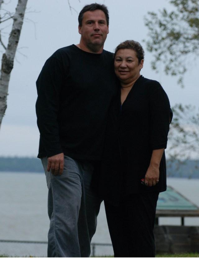 Randy & Joan