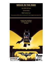 LEGO Batman Promo-1
