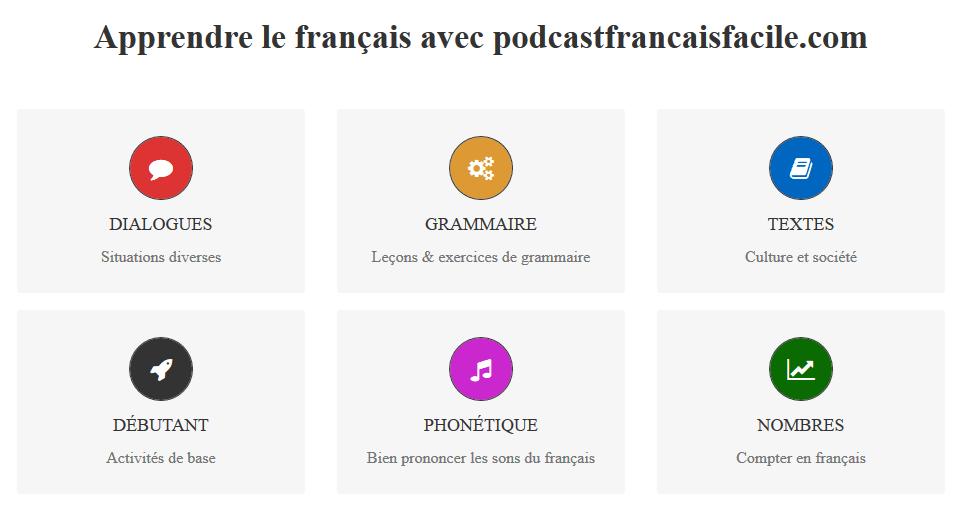 podcastfrancaisfacile