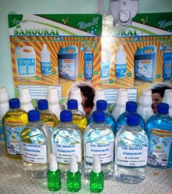 , Joven creó su línea de Jabones y detergentes ecológicos utilizando Aceite de cocina Usado