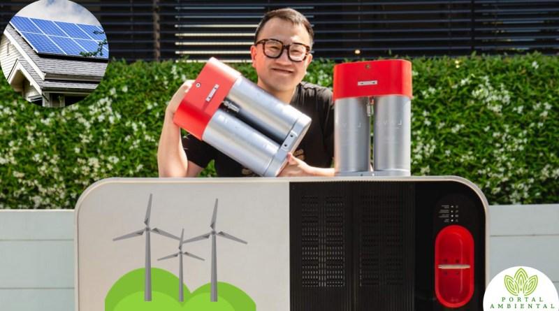 , Lavo: la primer batería de hidrógeno doméstica almacena 3 veces más energía que las de Litio